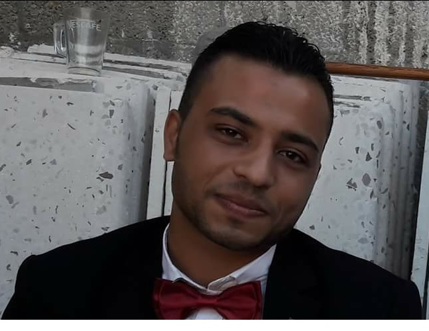 تهنئة بعقد قران الشاب علاء محمد رياض شراب           ألف مبارك