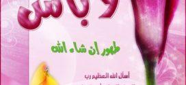 أجرت المهندسة  أمانى أحمد رشاد شرابعملية جراحية         شفاها الله وعافاها