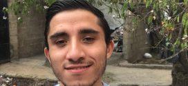 تعرض الشابأحمد سعيد شرابلكسر بالقدم شفاه الله