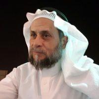 والد العريس الشيخ خالد سليم شراب
